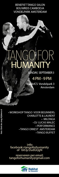 tango for humanity